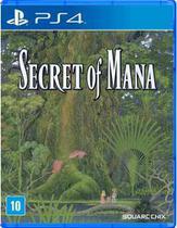 Secret Of Mana Ps4 Midia Fisica -