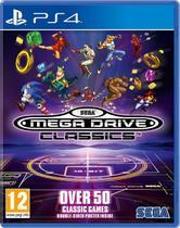 SEGA Mega Drive Classics - PS4 - Sony