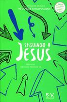 Seguindo a Jesus - Capa Verde Campanha de Oração - 40 Dias de Discipulado - A.D. Santos