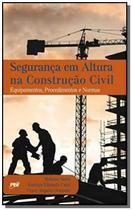 Seguranca em altura na construcao civil: equipamen - Pini -