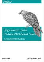 Segurança para Desenvolvedores Web - Novatec -