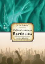 Seis livros da republica, os - livro 4 - Icone