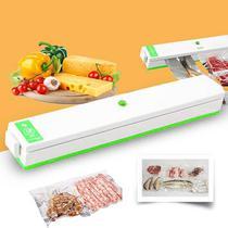 Seladora Eletrica a vacuo Embaladora 220v Termica Alimentos Acessorios Alimentos (34232) - Braslu