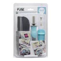 Seladora Manual de Plástico Fuse 110v We R - Kit Completo - Wer