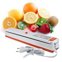 Seladora Vácuo Embaladora automática de Alimentos 110V GT617-1 - Lorben -