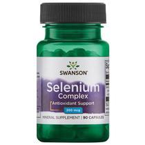 Selenio Complex Swanson  200mcg 90 cápsulas - Geral
