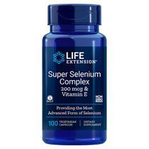 Seleniüm Selênio Complex 200Mcg e Vit E 100 Caps Life Extens - Life Extension