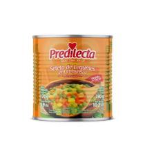 Seleta de Legumes em Conserva Lata 170g Predilecta -