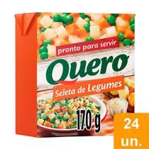 Seleta Legumes Quero 170g Embalagem com 24 Unidades -
