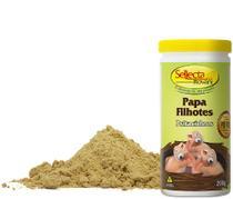Sellecta papa para filhotes psitacídeos - 200 gr - Marca