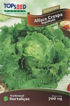 Semente Alface Crespa Repolhuda Topseed H020 -10 Pacotes - Praxedes