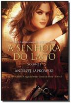 Senhora do lago, a - the witcher - a saga do bruxo - Wmf