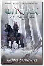 Senhora do lago, a - the witcher - livro 7 - vol. - Wmf