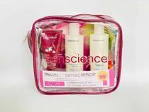 Senscience Kit Travel - 3 Produtos + Necésseire -