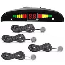Sensor de Estacionamento Roadstar RS104Prata Cor Prata -