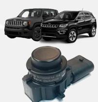 Sensor Estacionamento Traseiro Jeep Compass Renegade 3 Pinos - CLS VIRTUAL