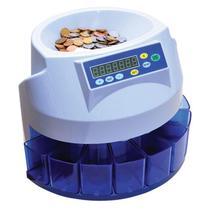 Separador e Contador Automático de moedas CS 885 220V Menno -