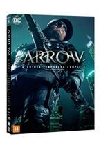 Série Arrow Quinta Temporada Completa - DVD Vídeo - Warner bros