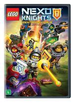 Série Lego Nexo Knights Primeira Temporada - Volume 1 - DVD Vídeo - Warner Bros