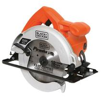 "Serra Circular Black + Decker CS1024, 1500 Watts, 7-1/4"" - Black+Decker"