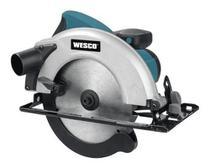 Serra circular manual 1500w wesco - ws3441 -