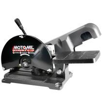 Serra de Cortar Ferro com Motor com Chave Elétrica - MOTOMIL-SC100-MONO -