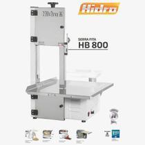 Serra Fita para Carne Hidro com moedor HB800 -