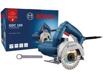 Serra Mármore Bosch GDC 150 1500W - 12200 RPM