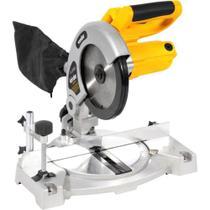 """Serra meia esquadria 7.1/4"""" 850 watts rotação 5.000 rpm - SEV857 (220V) - Vonder"""