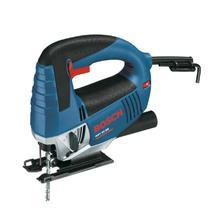 Serra Tico-Tico Bosch GST 90 BE 650 com 1 Lâmina de serra e Adaptador de aspiração Bosch 127v com Maleta -