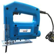 Serra tico tico elétrica 500w 2800rpm madeira aço alumínio 127v - IMPORTWAY