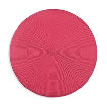 Serviço Americano Luna Vermelho Redondo 38 cm Copa -