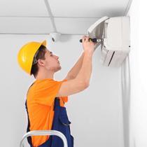 Serviço de Instalação de Ar condicionado Split Cassete de 18000 a 30000 BTUs - Isnow