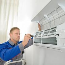 Serviço de Instalação de Ar condicionado Split Piso Teto de 12000 a 36000 BTUs - Isnow
