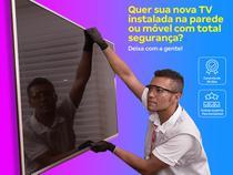 """Serviço Especializado de Instalação de TV 71"""" a 85"""" + Suporte Fixo - Cdf"""