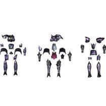 Set de Armaduras Saint Seiya Broken Surplice Cloth Myth EX Cavaleiros do Zodíaco Bandai -
