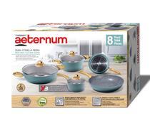 Set de Panelas Flavours 8 Peças Aeternum - Bialetti