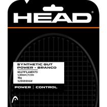 Set Head DLD de Corda Synthetic Gut Power 16 - Branco -