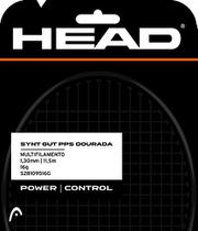 Set Head DLD de Corda Synthetic Gut PPS 16 - Dourada -