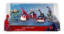 Set Spiderman Domo C/ 5 Bonecos Action Set - Sunny