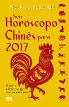 Seu Horoscopo Chines Para 2017 - Best seller -