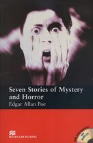 Seven stories of mystery and horror with cd - Macmillan