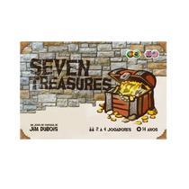 Seven Treasures - Jogo de Cartas - Devir -