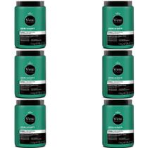Sfera Profissional Creme Alisante Forte 1kg (Kit C/06) -