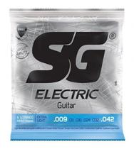 Sg Encordoamento Para Guitarra 009 - Stagg