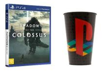 Shadow Of The Colossus Ps4 Mídia Física +copo oficial - Sony