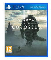 Shadow of the colossus ps4 - Sony