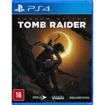 Shadow Of The Tomb Raider - Ps4 - Sony