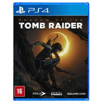 Shadow Of The Tomb Raider - PS4 - Square-enix