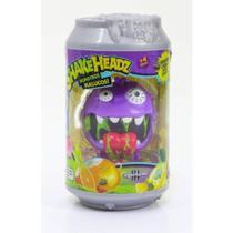 ShakeHeadz  - Monstros Malucos Com Som Arrotos e Peidos - DTC -